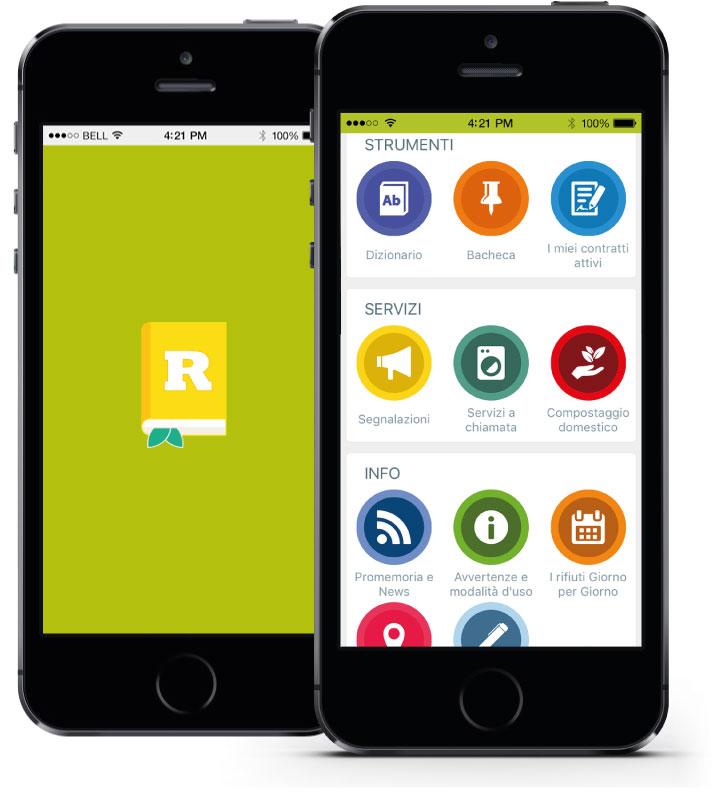 app riciclario