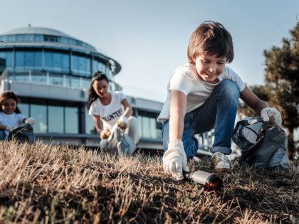 Insegnare ai bambini il rispetto per l'ambiente