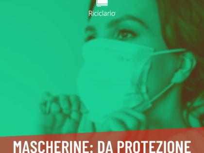 Mascherine: da protezione a problema ecologico?